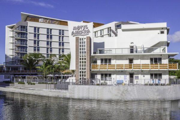 stylish hotel